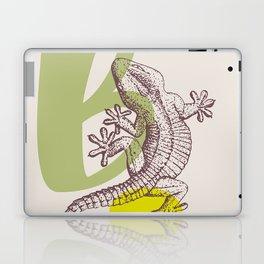 B Laptop & iPad Skin