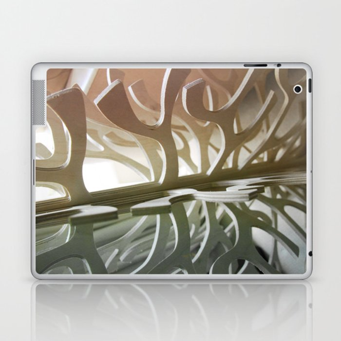 defining form Laptop & iPad Skin