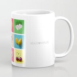 For the Love of Fruit Coffee Mug