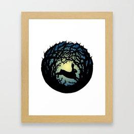 Briar Patch Framed Art Print