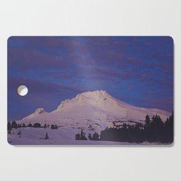 Mt. Hood, Oregon Cutting Board