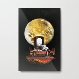 Galileo Metal Print