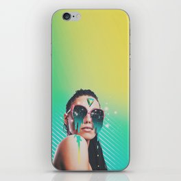 dreamer v01 iPhone Skin