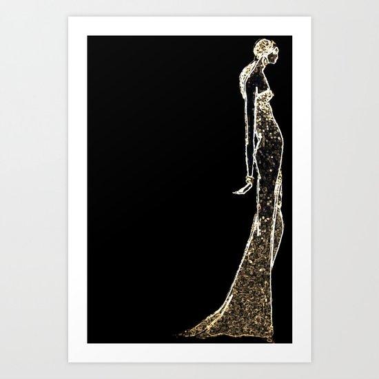 NAT Art Print