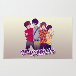 The Monkees Rug