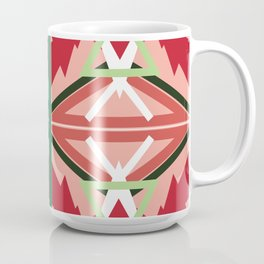 Holiday Pattern Coffee Mug