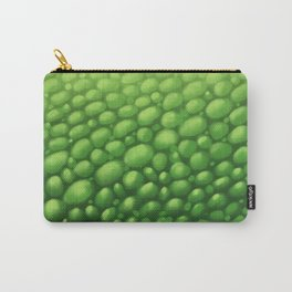 Green Scales Carry-All Pouch