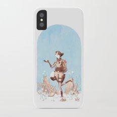 Walking Home iPhone X Slim Case