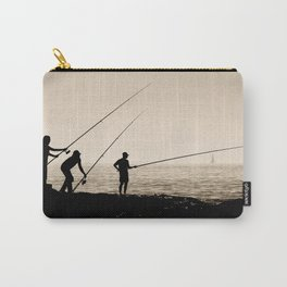 Three Fishermen Carry-All Pouch