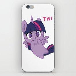 Twilight Sparkle cutie  iPhone Skin