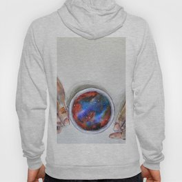 Taking some space Hoody