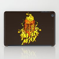 mad iPad Cases featuring Mad by Demonigote