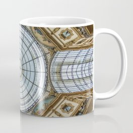 Ceiling of the Galleria Vittorio Emanuele II, Milan Coffee Mug