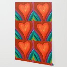 Warm Heart Wallpaper