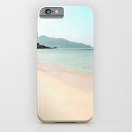 Morning By The Sea iPhone Case