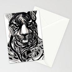 Tiger - Original Drawing  Stationery Cards