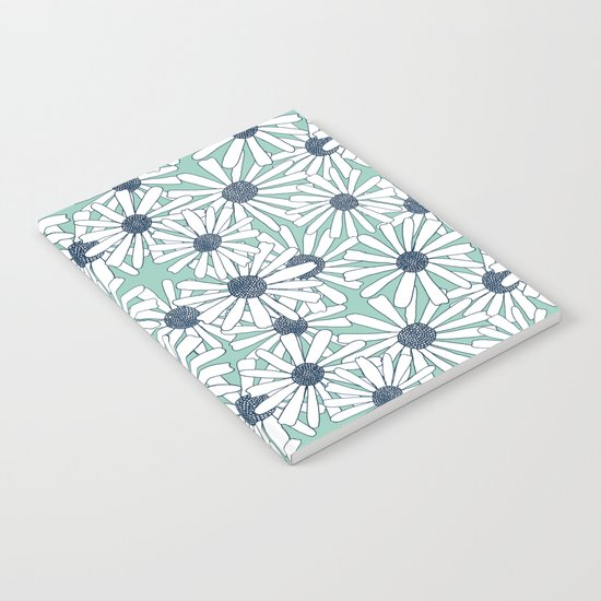 Because Daisies Notebook