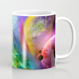 Rainbow space Coffee Mug