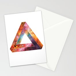 Galactic Triangles : The Otherside Stationery Cards
