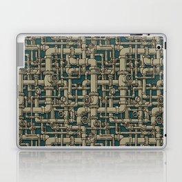 Pipes Laptop & iPad Skin