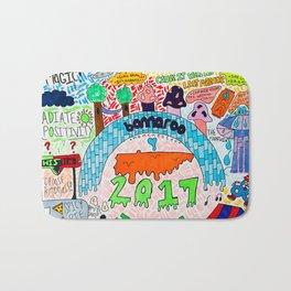 Roo Mini Poster Bath Mat