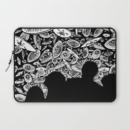 The Day the Saucers Came Laptop Sleeve