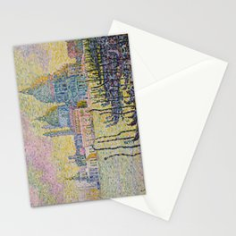 Grand Canal (Venice) - Paul Signac Stationery Cards