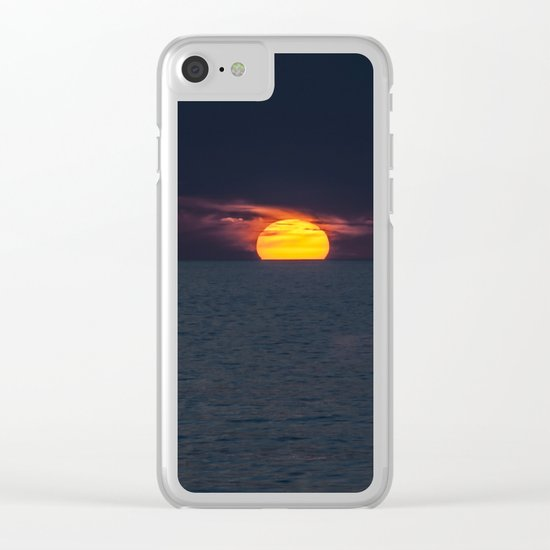 Azores, Portugal Clear iPhone Case
