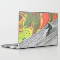 rasta Laptop & iPad Skins featuring Rasta Corner by Cale potts Art