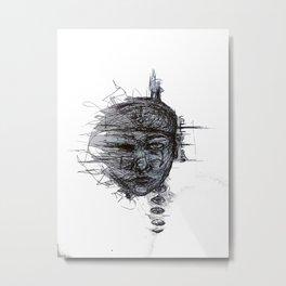 Sleepers Metal Print