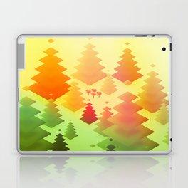 Forrest sunrise Laptop & iPad Skin