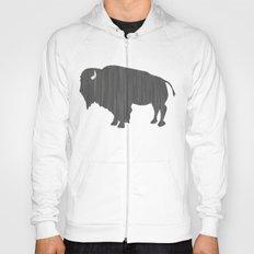 Buffalo Silhouette Hoody