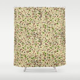 For the Love of Tea 03 Shower Curtain