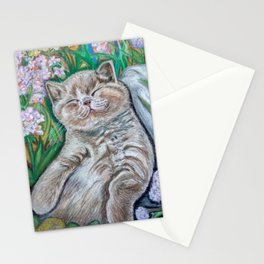 Kitten (A Midsummer Day's Dream) Stationery Cards