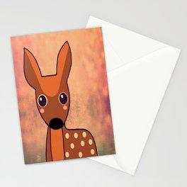 Little Deer-96 Stationery Cards