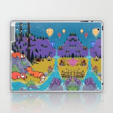 Foxy Forest Laptop & iPad Skin