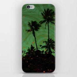 Coqueiros iPhone Skin