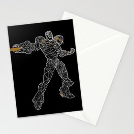 Polyborg Stationery Cards