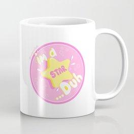 I'm A Star, Duh (Icon)! Coffee Mug