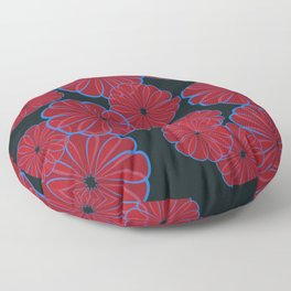 PureRed Floor Pillow