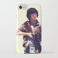 carl sagan iPhone & iPod Cases featuring Carl  by ConnorEden