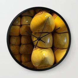 Clogs, Amsterdam  Wall Clock