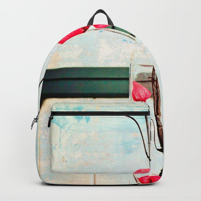 Elegance 02 (Chinese Lantern) Backpack