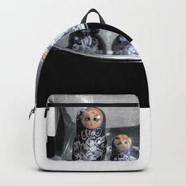 matryoshka dolls Backpack