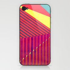 Malibu Mermaid iPhone & iPod Skin