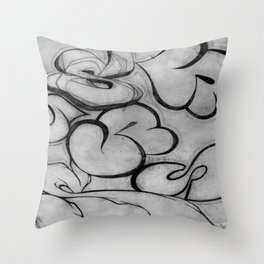 S To The 6th Throw Pillow