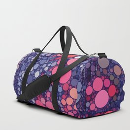 Red berries Duffle Bag