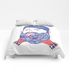 Animals in Beard Comforters