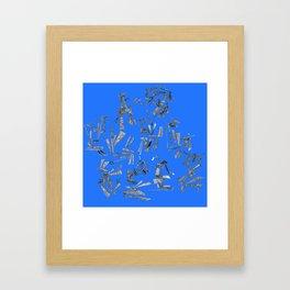 NOESS Framed Art Print