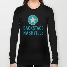 Backstage Nashville 2018 Long Sleeve T-shirt